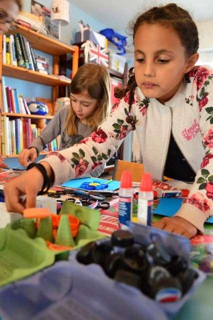 Bricolage pour enfant en anglais_1